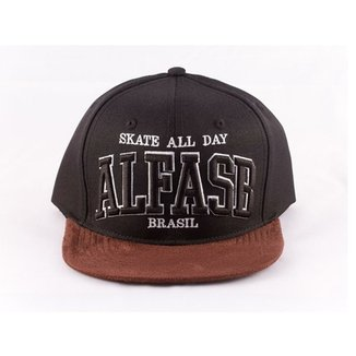 09b3ef0964934 Boné Alfa Snapback Skate All Day