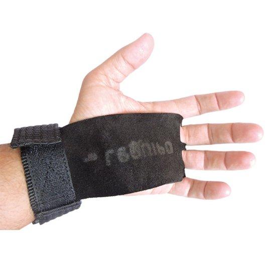 a98b5da8ad2 Luva Hand Grip CrossFit G em Couro- Lequipo - Preto - Compre Agora ...
