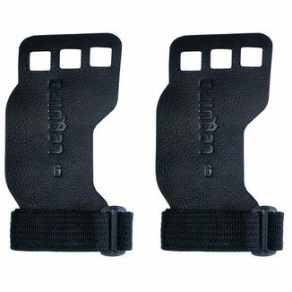 40dde91d8fdc0 Hand Grip Protetor De Mãos Para Pull Up Profissional 3 Dedos - Par