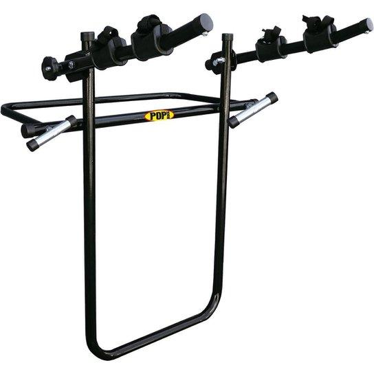7ba7d0114 Suporte Transbike POP Luxo para 2 Bicicletas para Estepe - Compre ...