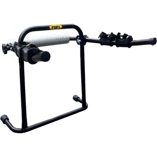 a4335d067 Suporte Veicular Transbike POP Luxo para 2 Bicicletas - Preto