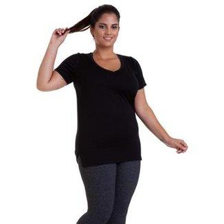 Compre Camiseta Dry Fit Feminina Online  3a39bed4d19