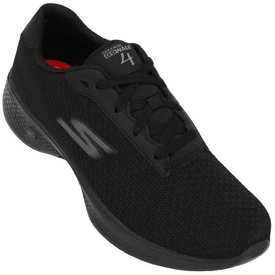 Tênis Skechers Go Walk 4 Glorify - Compre Agora  a8092a6227771