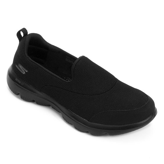f444c44fe Tênis Skechers Go Walk Evolution Ultra-Reach Feminino - Preto
