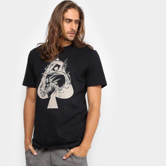 6b6aa7034fc5c Camiseta MCD Regular Core Hat Masculina - Compre Agora