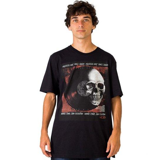 94f11249356cd Camiseta Mcd Jam - Preto - Compre Agora