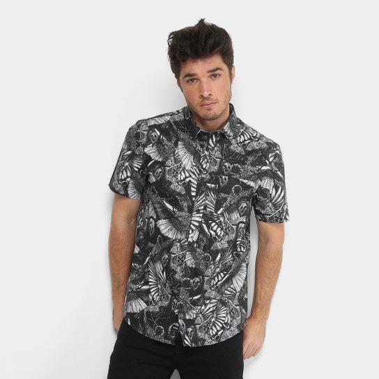 Camisa MCD Mc Birdboom Masculina - Preto - Compre Agora  8cbfd60ca4c