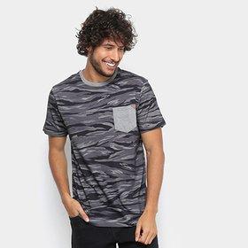 Camiseta MCD Especial Full Camouflage Masculina - Preto - Compre ... 492f3b07f6c