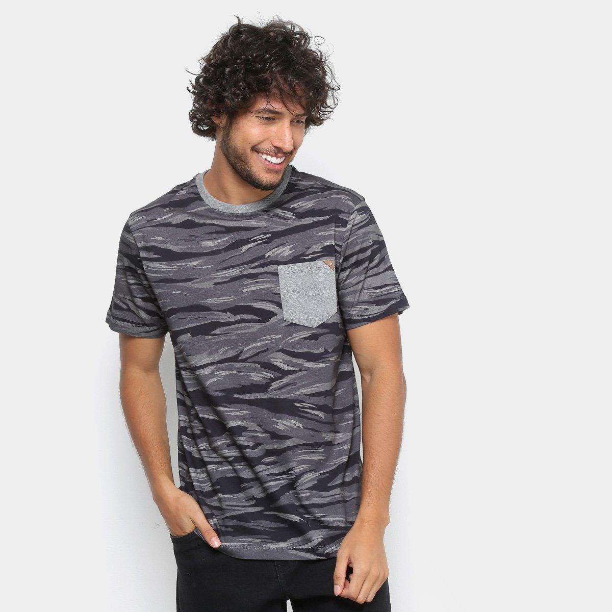 Camiseta MCD Especial Full Camouflage Masculina. undefined f5a68a3ea80
