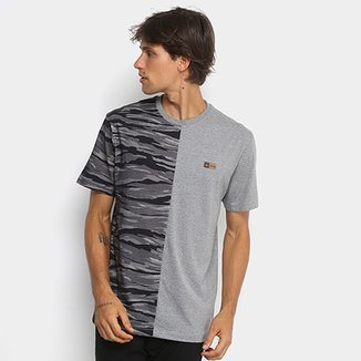 Camiseta MCD Especial Duo Camouflage Masculina 5d43bf74bc3