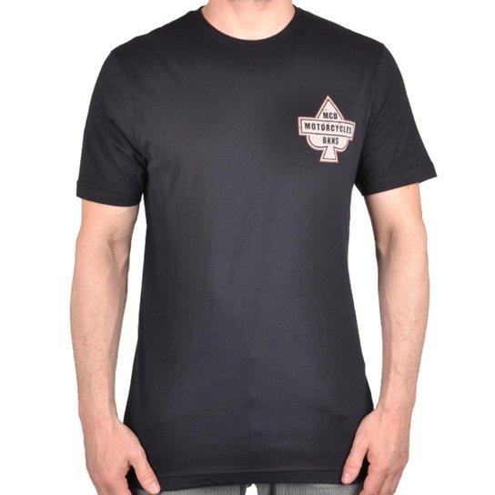 Camiseta MCD Motorcycles Masculina - Compre Agora  689b9f4faf2