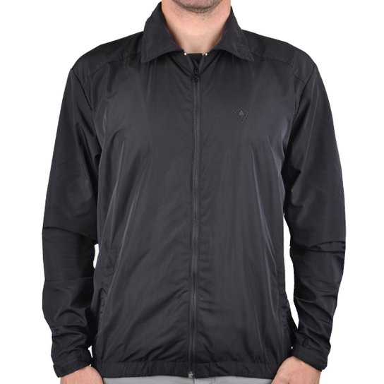 8b297e89e30b5 Jaqueta Mcd Windbreaker Core Is Raw - Preto - Compre Agora
