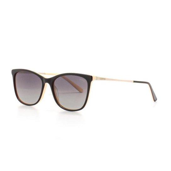 bda4305967 Óculos de Sol Cannes Quadrado Lente Acrilico Feminino | Netshoes