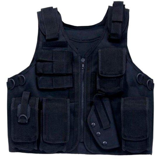 Colete Tático com Coldre Parafuso Atacado Militar - Compre Agora ... 80dde3295cf43