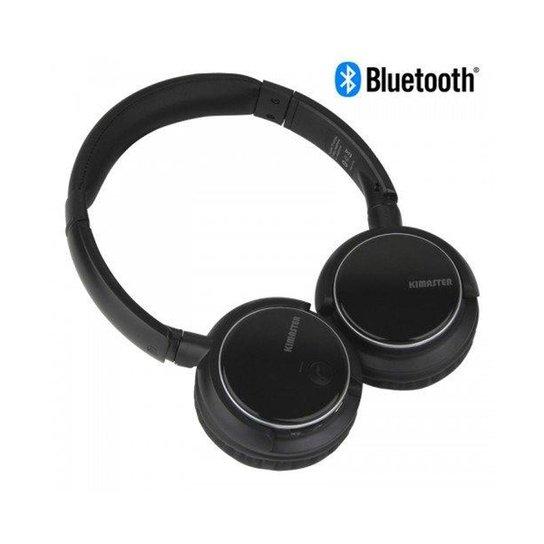 78e9110583c Headphone Fone De Ouvido Bluetooth Msx - Preto - Compre Agora
