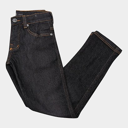 Calça Jeans Infantil O'neill Lisa Masculina