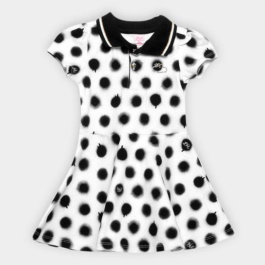 9849db943 Vestido Lilica Ripilica Estampado Infantil   Netshoes