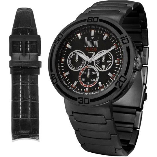 a55325972db Relógio Dumont Analógico 2 Pulseiras - Compre Agora