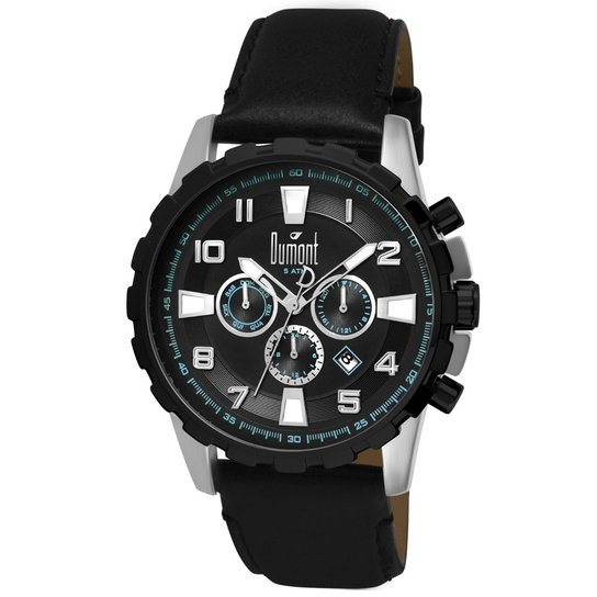 d4e65ebeb52 Relógio Dumont Traveller Masculino - Compre Agora