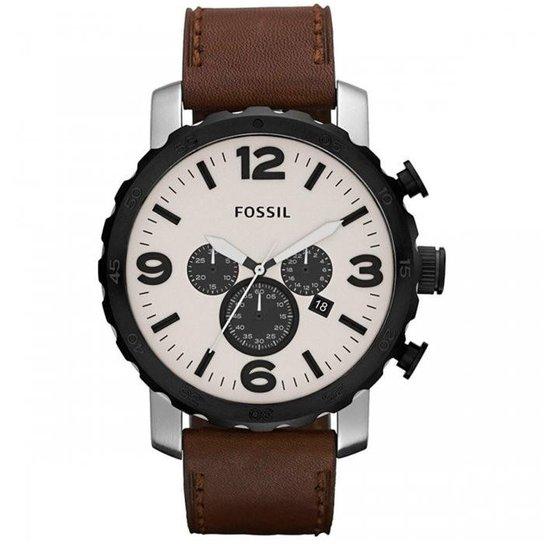 Relógio Fossil Nate FJR1390Z - Compre Agora   Netshoes 90bdd97480