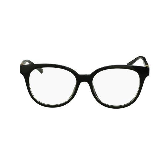 Armação Óculos Ana Hickmann Casual - Preto - Compre Agora   Netshoes 158665200e