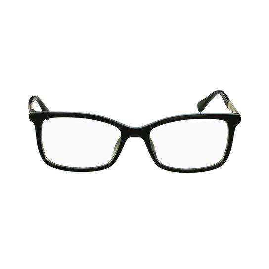 3dc55a4a36661 Armação Óculos Ana Hickmann Casual - Compre Agora