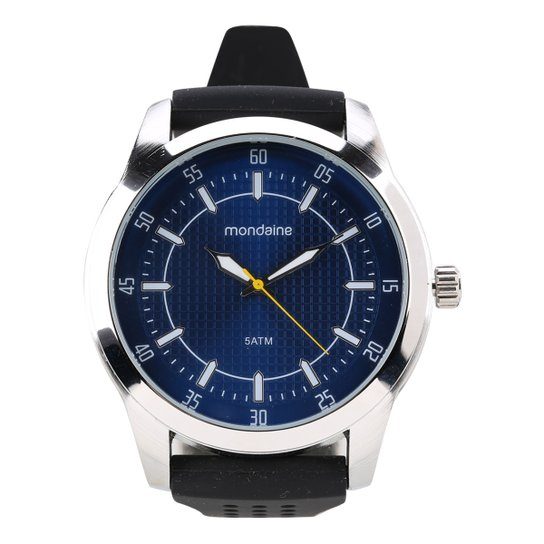 50230ae3791 Relógio Mondaine Analógico Masculino 99045G0MVNI1 - Compre Agora ...