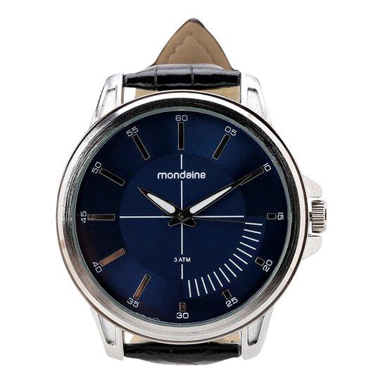 31df9906c72 Relógio Mondaine Analógico Masculino 76604G0MVNH1 - Compre Agora ...
