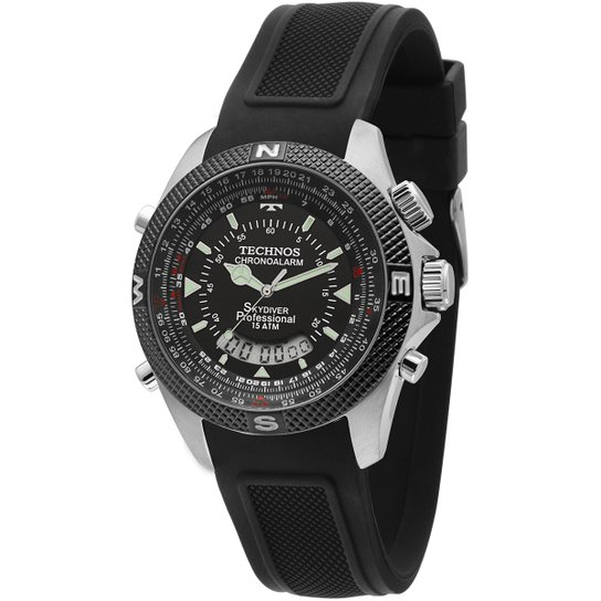 53c804b0962a7 Relógio Technos Skydiver - Compre Agora   Netshoes