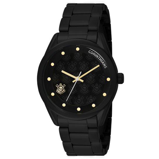 Relógio Technos Corinthians Analógico III - Compre Agora  517a17202ac