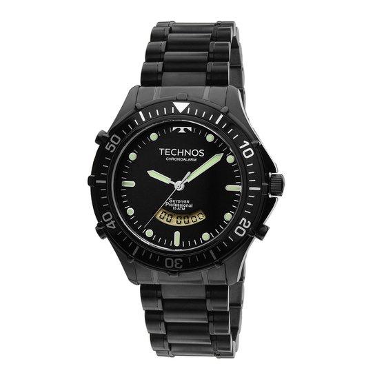 Relógio Technos Masculino T205IY4P - Compre Agora   Netshoes f508b4625d