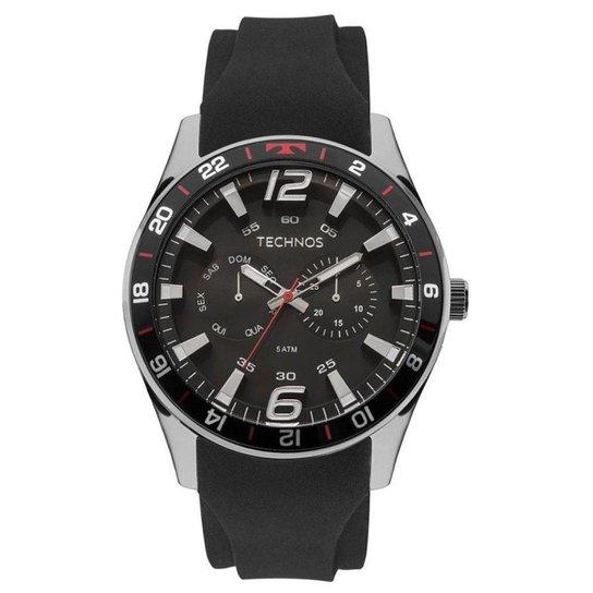 Relógio Technos Masculino 6P25BN 8P - Compre Agora   Netshoes f0a82d9904