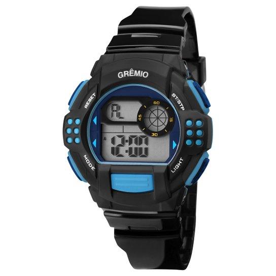 Relógio Grêmio Technos Masculino Digital - Preto - Compre Agora ... 74012a766f