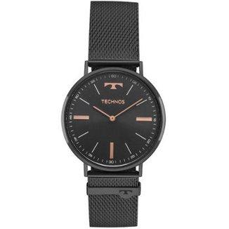 e85be528563 Relógio Feminino Technos Analógico 2025Ltm 4P