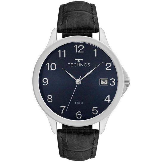 Relógio Technos Masculino Steel - 1S13CM 2A 1S13CM 2A - Compre Agora ... b5dc40b070