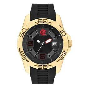 b9b648168c3 Relógio Flamengo Maestro Júnior Masculino - Dourado - Compre Agora ...