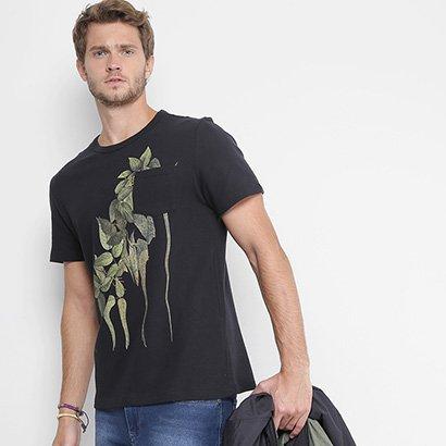 Camiseta Redley Estampada Masculina