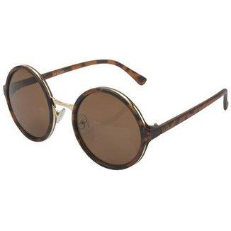 Óculos De Sol Euro Feminino - Oc060eu 8M 2a586bd9e5