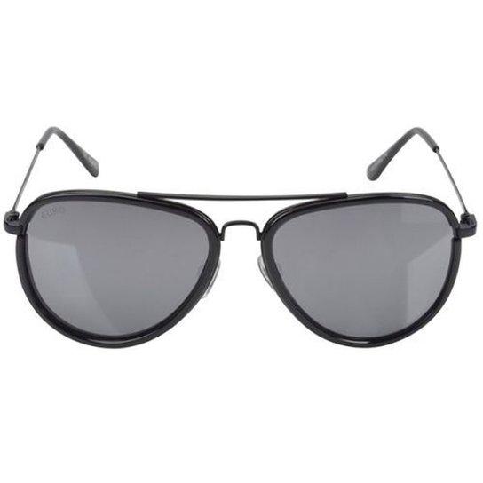 d50104f49bb8c Óculos De Sol Euro Feminino Oc057eu 3P - Preto - Compre Agora