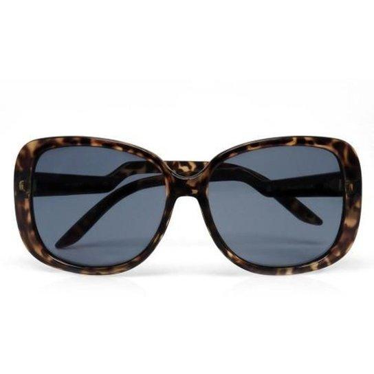 6db911c0b8ecf Óculos Sol Euro Graz Tortoise Oc004eu 2M Feminino - Compre Agora ...