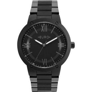 7891fb05606 Relógio Feminino Euro EU2035YMV 4P Pulseira Aço