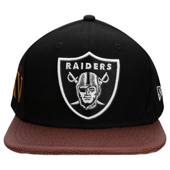 Boné New Era NFL 950 Super Bowl Champion XV Oakland Raiders - Compre ... ab58dbe8a66