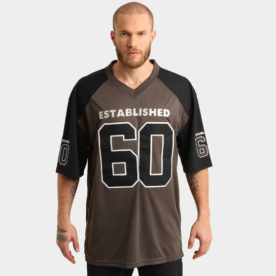 ad50b061ef Camiseta New Era NFL Oakland Raiders Established - Compre Agora ...