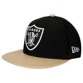 1d8c7fbaf3deb Boné New Era 950 NFL St Perf Pop Oakland Raiders
