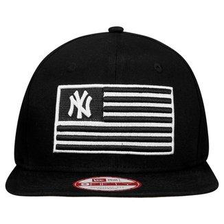 Boné New Era 950 Or 011 Flagpop New York Yankees c57d2702492f9