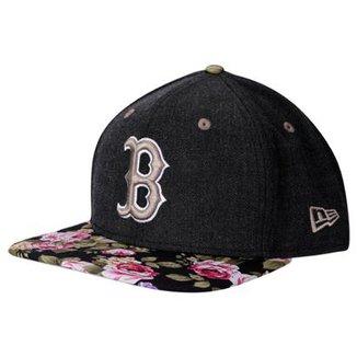 53cc5a39ccf41 Boné New Era 950 MLB Original Fit Boston Red Sox