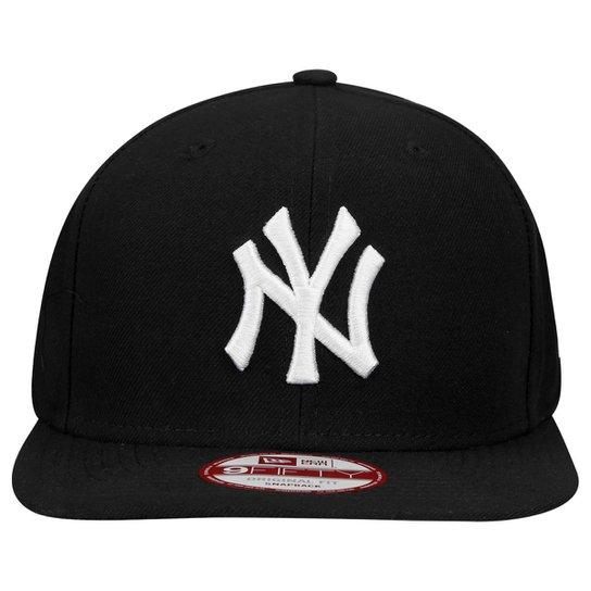 Boné New Era 950 Original New York Yankees - Preto - Compre Agora ... 6e89329b4e6