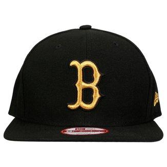 Boné New Era 950 MLB Original Fit Boston Red Sox bf908b5f410