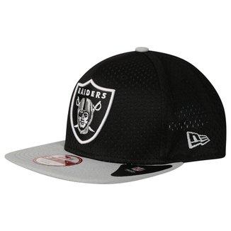 Boné New Era 950 NFL Of Sn Team Recess Oakland Raiders Otc 27d42d5cef367