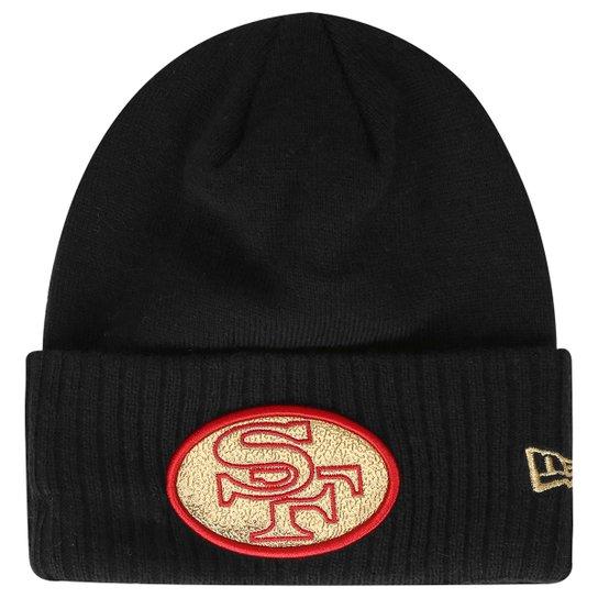 41f53f03 Gorro New Era NFL Gold Logo San Francisco 49ers | Netshoes
